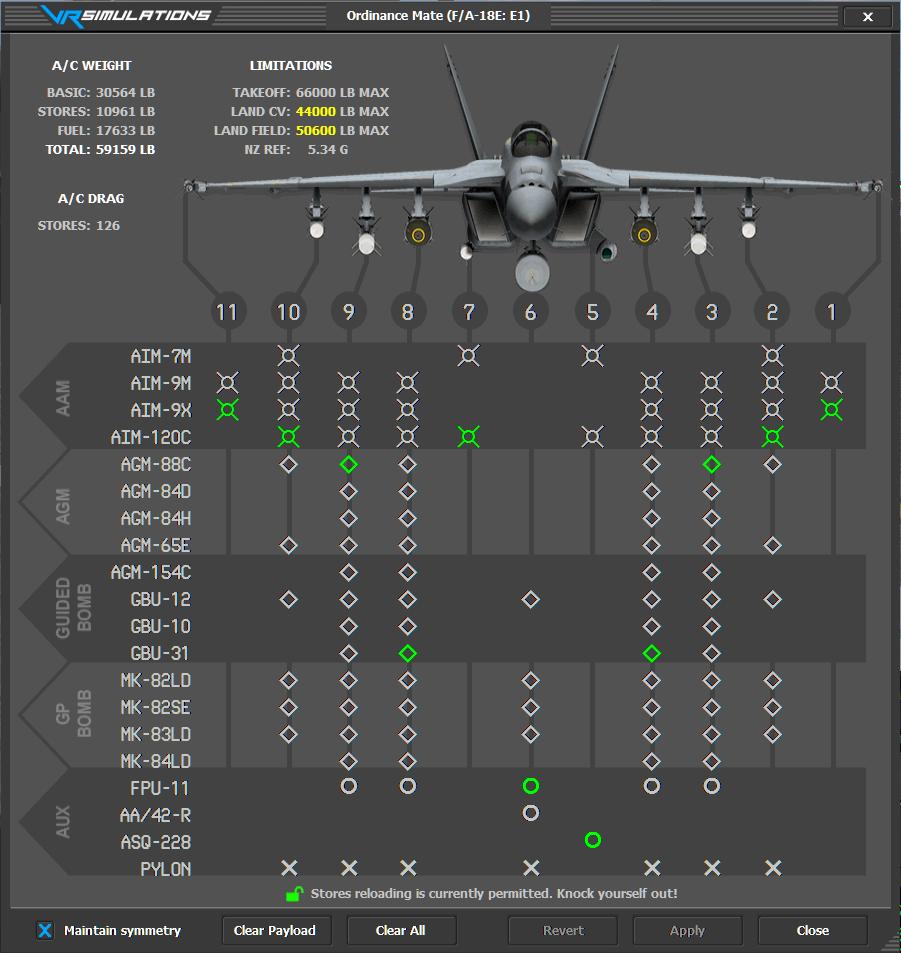 VRS | F/A-18E Superbug